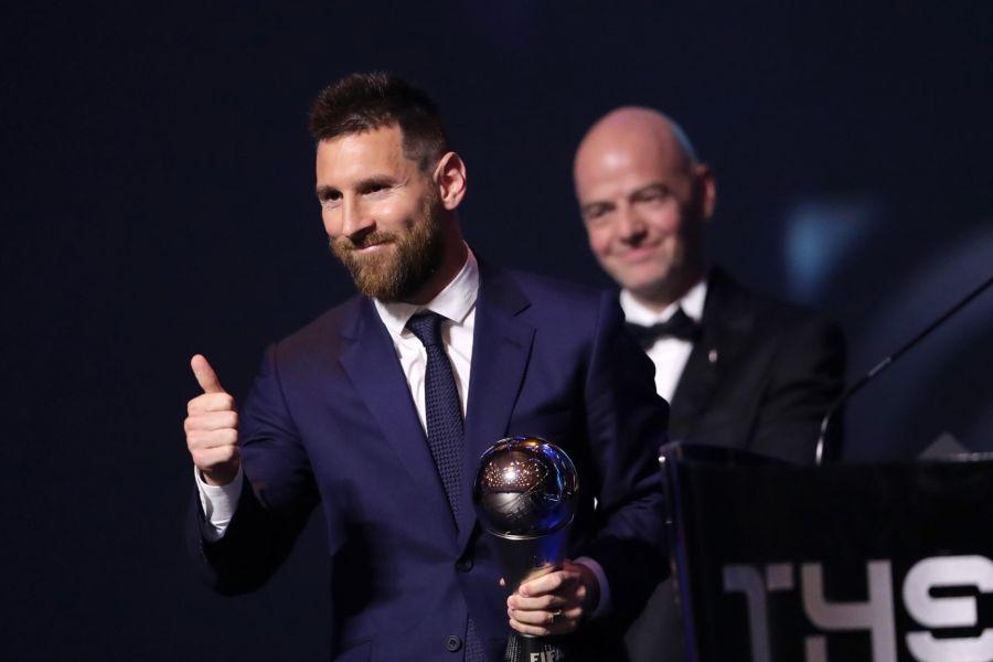"""""""FIFA niega irregularidades en The Best tras aparición de"""