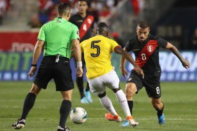 """Gareca aprueba el debut de Gabriel Costa en Perú: """"Nos bastaron 45 minutos y nos gustó"""""""