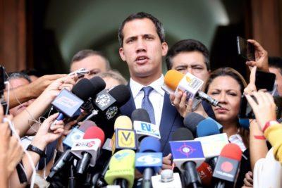 Venezuela: Guaidó y su rival son ratificados como presidentes de la Asamblea Nacional
