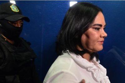 Condenan a 58 años de cárcel a la ex primera dama de Honduras por corrupción