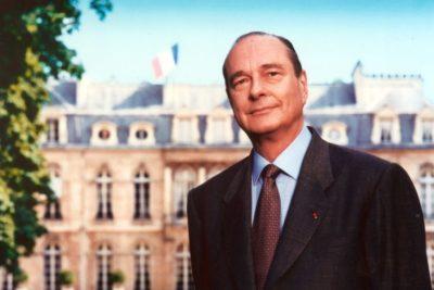 """Un verdadero amigo"": la carta en homenaje que Jacques Chirac le dedicó a Ricardo Lagos"