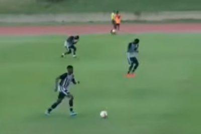 VIDEO | Rayo golpea a futbolistas en pleno partido en Jamaica