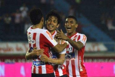 El gol de Matías Fernández en su regreso a Junior de Barranquilla