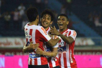 VIDEO | El gol de Matías Fernández en su regreso a Junior de Barranquilla