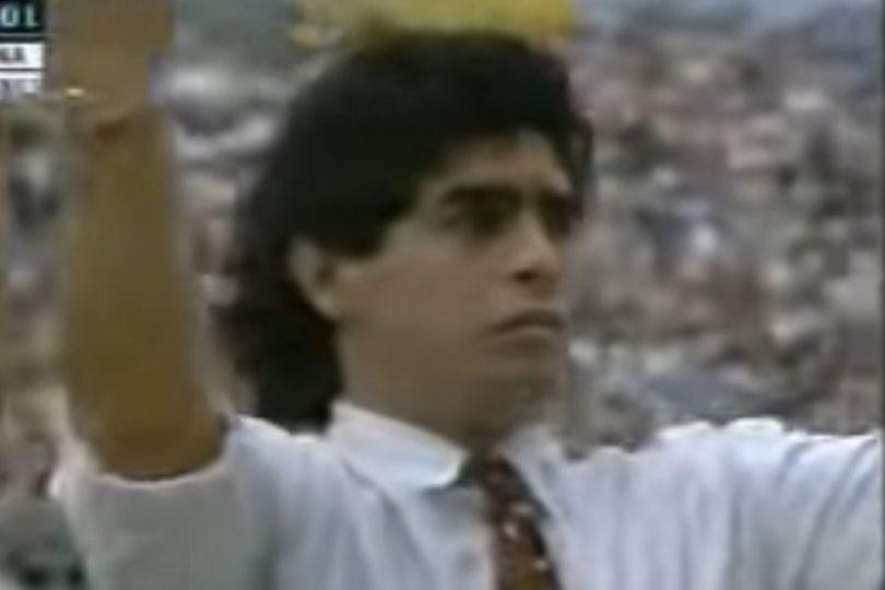 Fracasos y polémicas: los pasos de Maradona como entrenador en la liga argentina