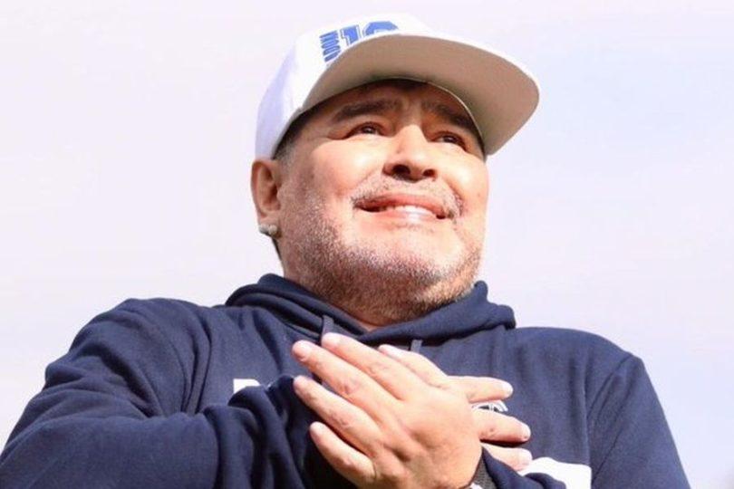 La explicación detrás del hablar lento y pausado de Diego Armando Maradona