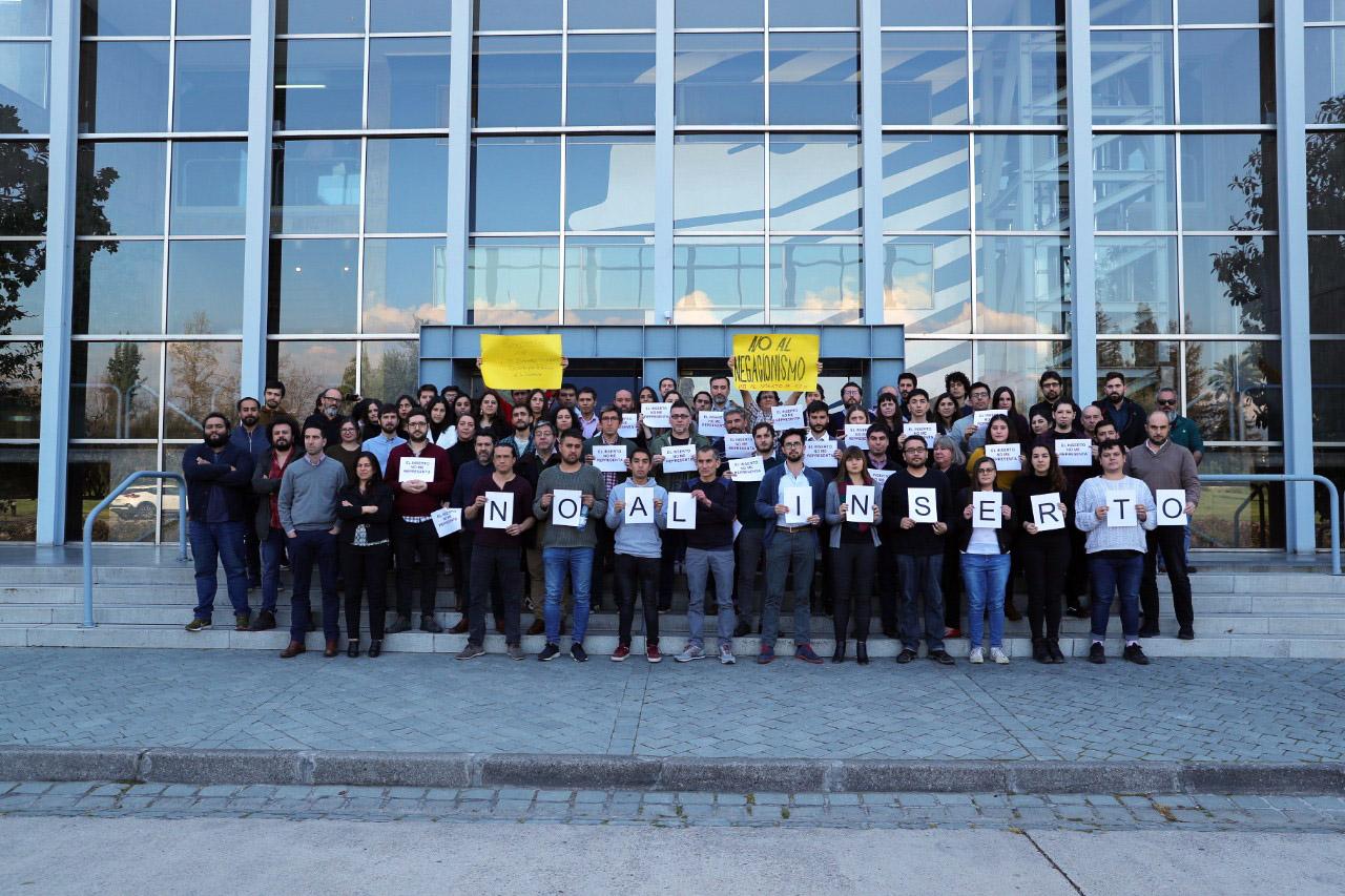 Cómo se gestó la protesta de los periodistas de El Mercurio por el inserto