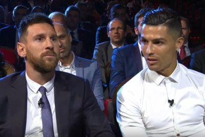 """""""Paciencia y persistencia"""": la declaración de Cristiano Ronaldo tras perder el The Best ante Messi"""