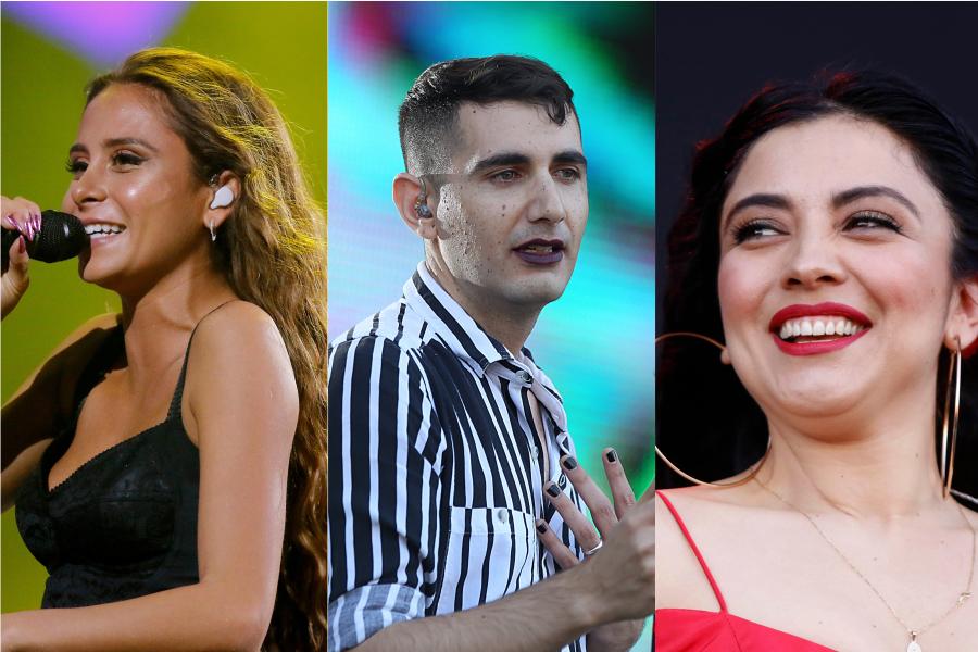 Latin Grammy 2019 tendrá presencia chilena: Mon Laferte, Cami y Álex Anwandter fueron nominados