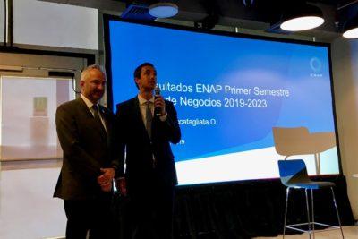 Ministro de Energía valora plan de inversiones medioambientales de ENAP