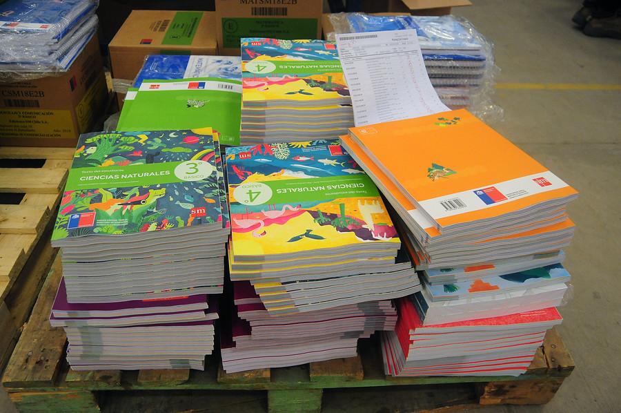 Quiénes se adjudicaron la licitación de textos escolares 2020