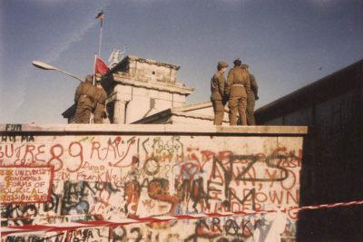 El muro de Berlín: ¿estará aprendida la lección?