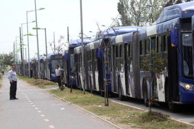 Ministerio de Transportes logra acuerdo con conductores de Subus