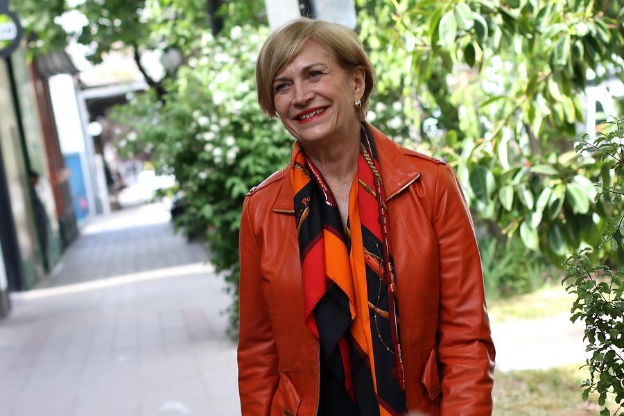 """Evelyn Matthei descarta categóricamente candidatura a gobernadora: """"Un no rotundo"""""""