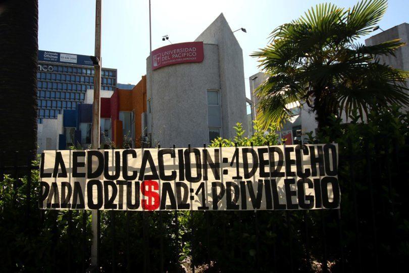 Tras decretarse su cierre: ¿qué pasará con los alumnos de la Universidad del Pacífico?
