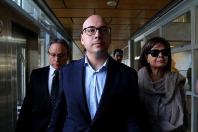 Fiscalía pidió reformalizar a Nicolás López en tribunal de Viña del Mar