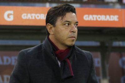 """Marcelo Gallardo y final de la Libertadores: """"Me preocupa la situación de Chile"""""""