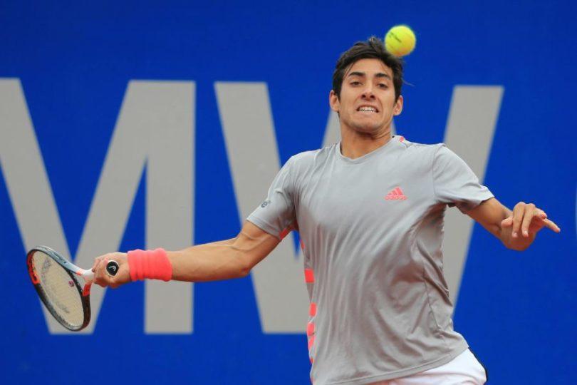Cristian Garin tuvo debut y despedida en el ATP 500 de Basilea