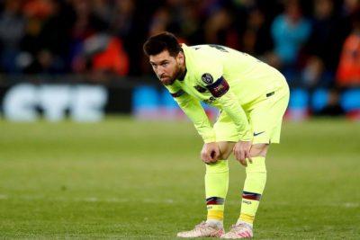 Lionel Messi admitió que pensó dejar España cuando fue imputado por fraude al fisco