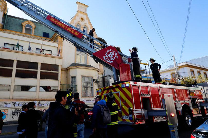Bomberos de Valparaíso acusan hackeo a sus líneas de emergencias