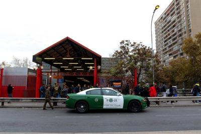 Detienen a 4 estudiantes tras nuevo episodio de evasión masiva en el Metro
