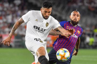 Inter miraría de cerca la suplencia de Arturo Vidal en el Barcelona