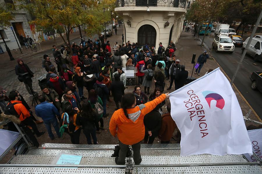 Convergencia Social por acusaciones de acoso laboral y sexual en Valparaíso