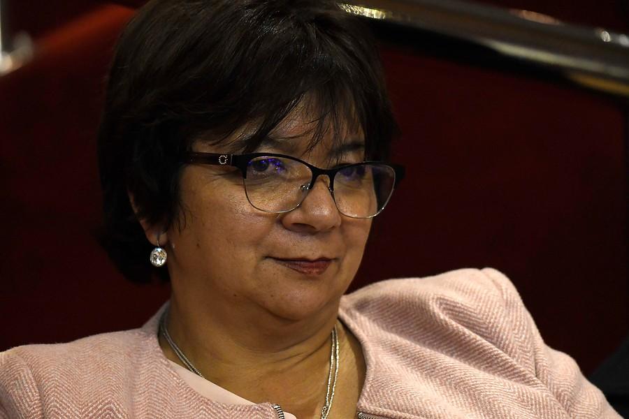 """Claudia Pizarro y Acuerdo Nacional por la Seguridad Pública: """"Disponible para construir, no para reprimir"""""""