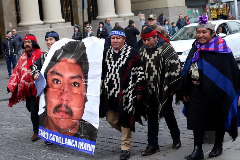 Juicio oral por homicidio de Camilo Catrillanca partirá el 26 de noviembre