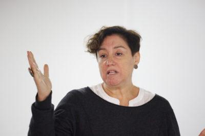 """Beatriz Sánchez y el Frente Amplio por el Estado de Emergencia: """"El Gobierno renunció a la democracia"""""""