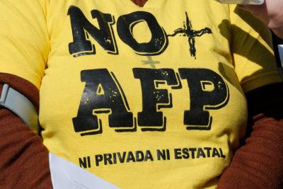 ¿De qué son dueños los cotizantes a las AFP?