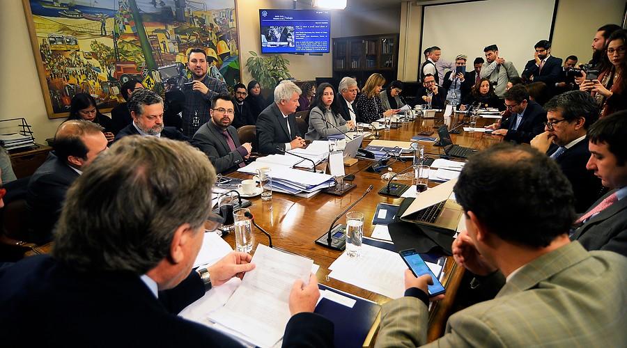 """""""Desalojan con guardias a periodistas en Comisión de Trabajo en el Congreso"""""""