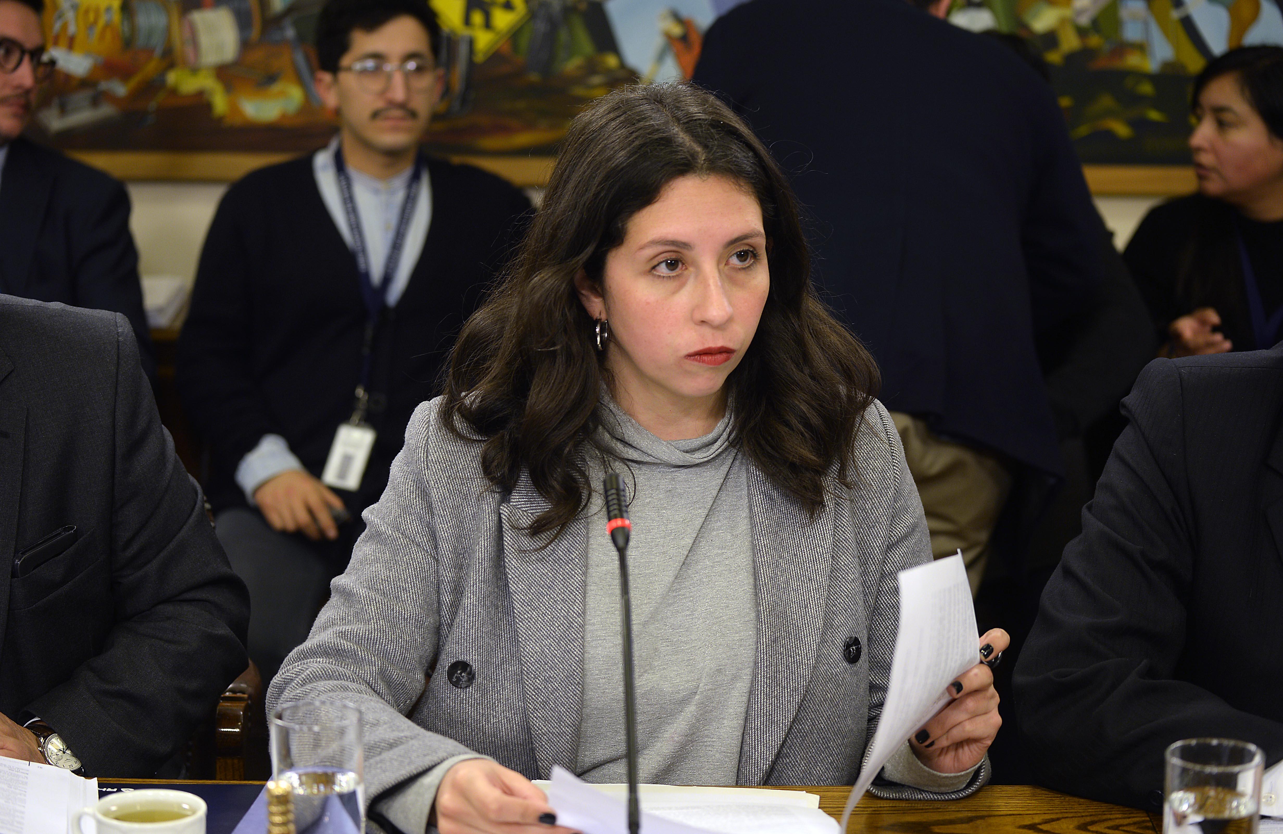 """Acoso en la Cámara: Comisión acuerda sacar a Gael Yeomans de investigación de caso Velásquez"""