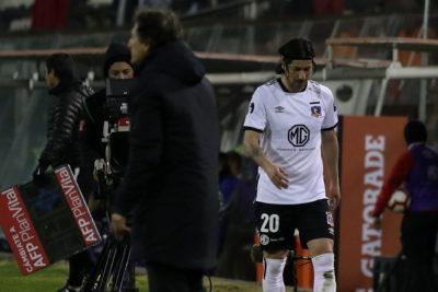 """""""Falta poco"""": el enigmático mensaje de Jaime Valdés tras quedar fuera de la convocatoria de Colo Colo"""