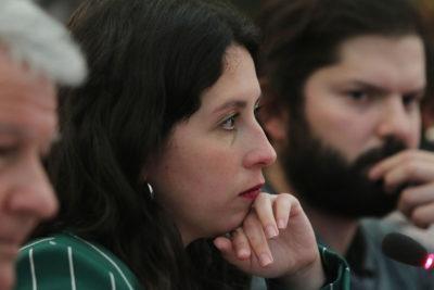 """Gael Yeomans califica de """"sospechosa"""" su remoción de la investigación contra Pedro Velásquez"""
