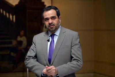 """Presidente del Senado por dichos de Orsini: """"La conminaría a retractarse o a entregar los antecedentes a la justicia"""""""