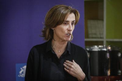 """Cubillos por incendio en el Instituto Nacional: """"No se puede seguir sin detener a los involucrados"""""""