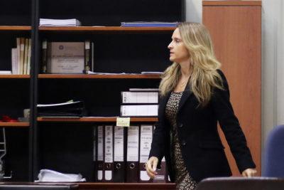 Fraude en el Ejército: ministra Rutherford procesó a cuatro funcionarios