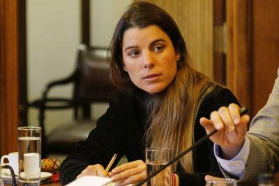 Comisión de Ética de la Cámara revisará declaraciones de Maite Orsini