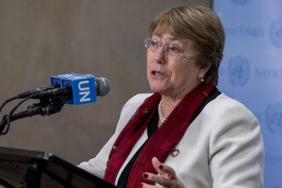 Diputados piden a Bachelet que envíe observadores a constatar violaciones de los DDHH a Chile