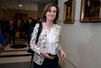 Diputados UDI le piden a Marcela Cubillos que vuelva al partido