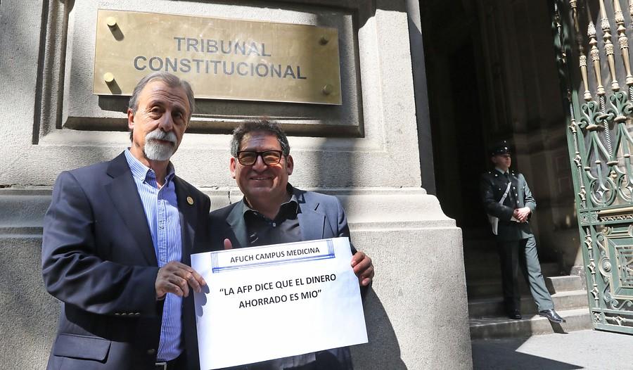 """""""Corte de Punta Arenas también le pide su opinión al TC por fondos previsionales"""""""