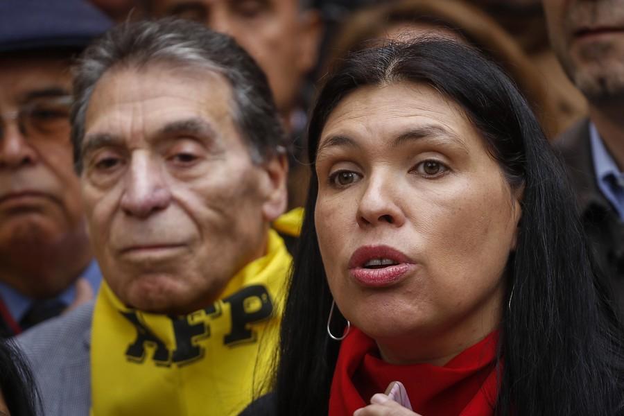 """""""Presidenta de la CUT exige que el salario mínimo sea de 500 mil pesos líquidos"""""""