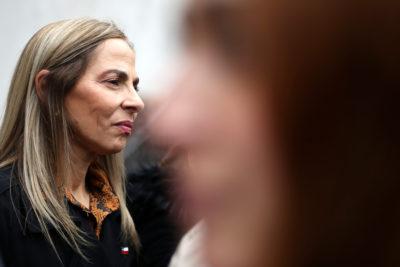 """Ministra Plá asegura que """"no hemos recibido denuncias"""" de abuso a mujeres"""