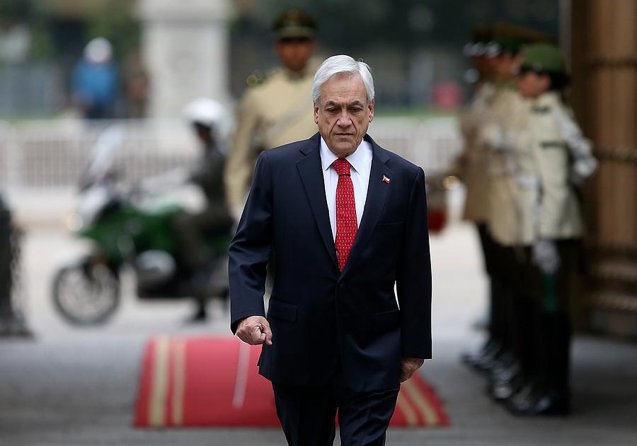 ¿Asistió Piñera a un matrimonio en Cachagua?