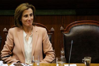 Cubillos cuestiona a parlamentarios por solicitud de renuncia a Pepe Auth