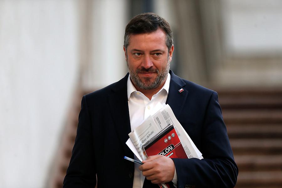 """Ministro Sichel por Asamblea Constituyente: """"Estamos abiertos a todo lo que los ciudadanos nos quieran plantear"""""""