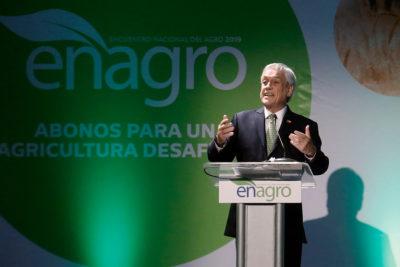 """Piñera y 40 horas: """"No vamos a sacrificar la creación de empleos por reformas irresponsables"""""""
