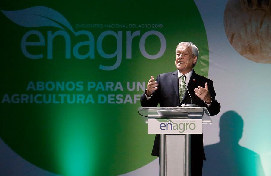 """""""Piñera y 40 horas:"""