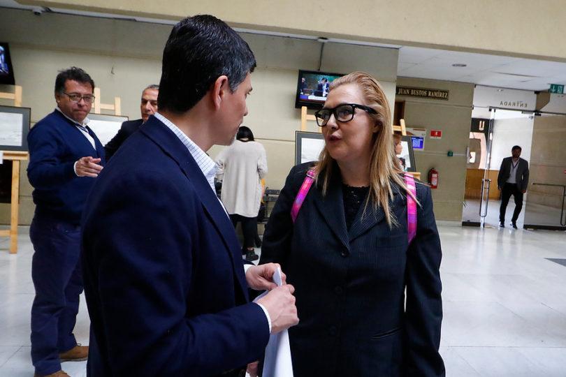 """Pamela Jiles y eventual candidatura presidencial: """"¿Por qué no?"""""""
